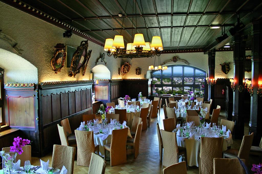 Panorama Restaurant zur Festung Hohensalzburg