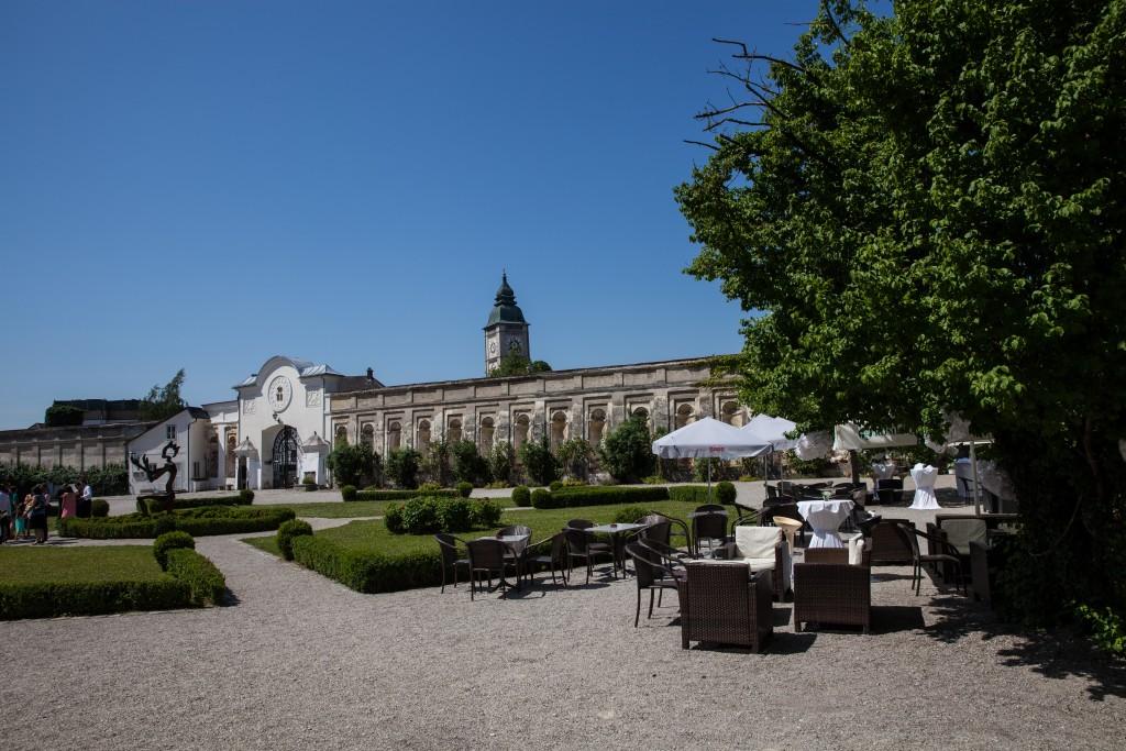 Schloss Ennsegg Georgenbergsaal