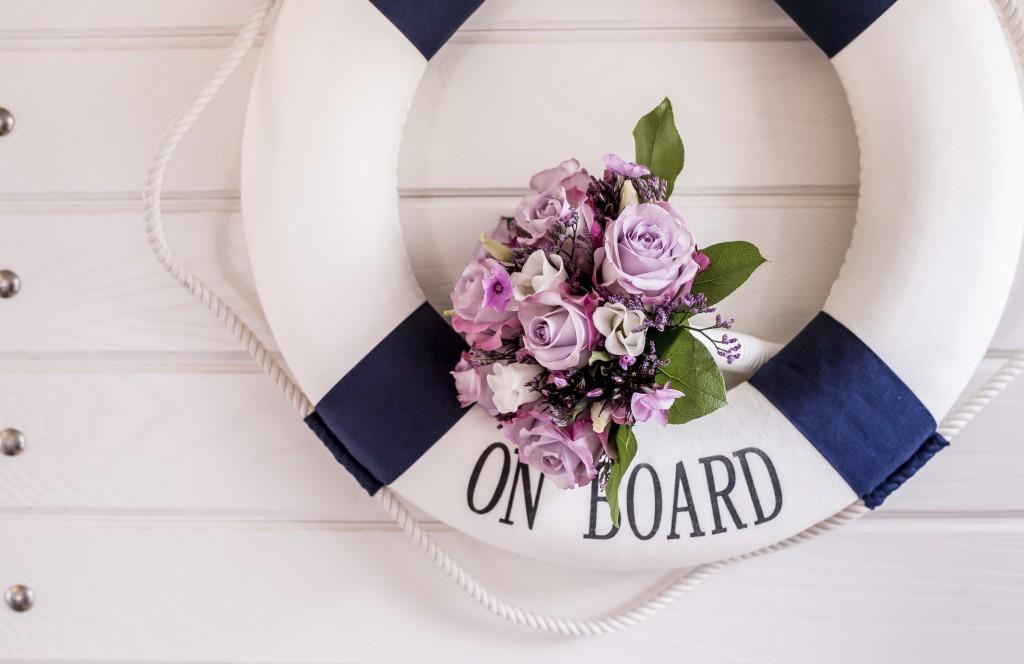 Hochzeitsfeier auf der BLUE DANUBE