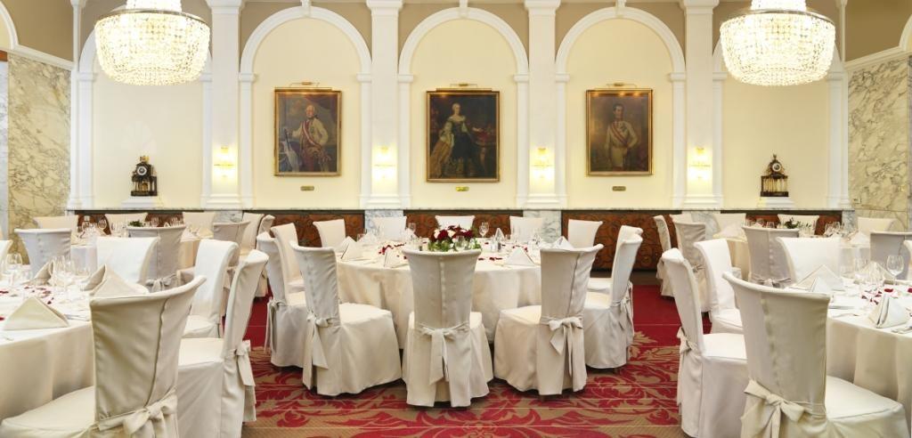Festsaal Hotel Stefanie