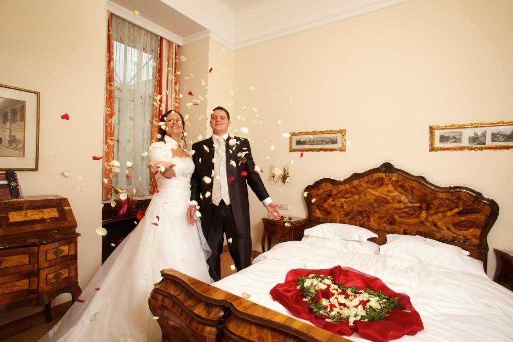 Hotel Stefanie - Hochzeitszimmer